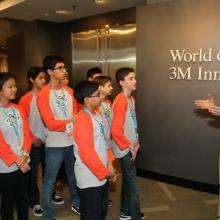 Finalists at the 3M World of Innovation